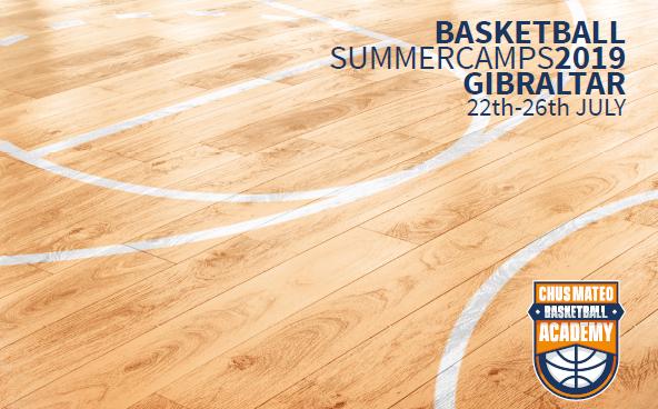 II CMA Basketball Campus de Verano Gibraltar